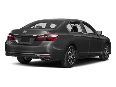 New 2017 Honda Accord LX