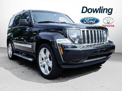 Used 2012 Jeep Liberty Limited Jet