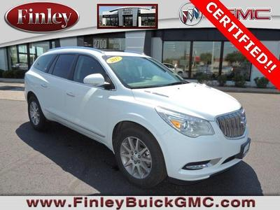 Certified 2017 Buick Enclave Leather
