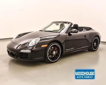 Certified 2012 Porsche 911 Carrera