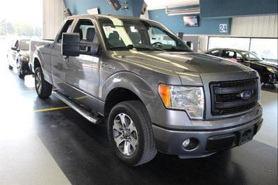 2013 Ford F-150 STX-SUPERCAB ALLOYS LOADED