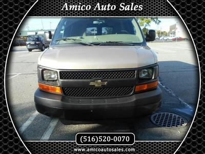 Used 2010 Chevrolet Express 2500 LS