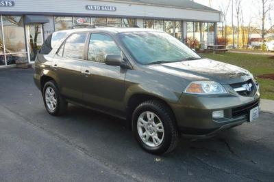 Used 2006 Acura MDX Touring