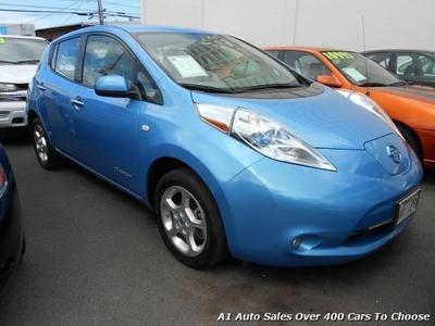 Used 2011 Nissan Leaf SL