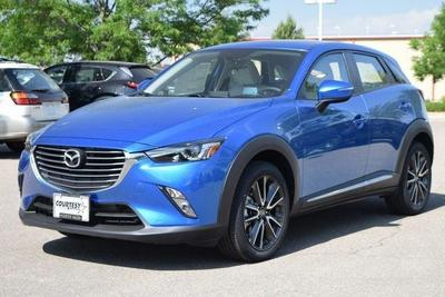 New 2017 Mazda CX-3 Grand Touring
