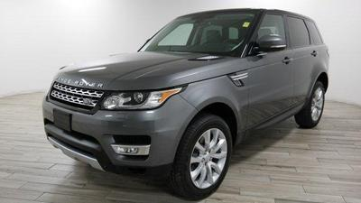 Used 2015 Land Rover Range Rover Sport Supercharged HSE