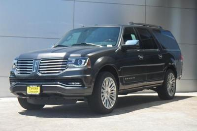 New 2017 Lincoln Navigator L Select