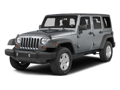 Used 2014 Jeep Wrangler Unlimited Unlimited Sport