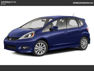 Used 2013 Honda Fit Sport