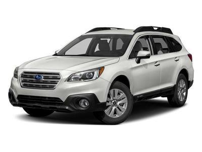 New 2017 Subaru Outback Premium