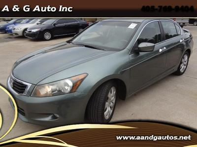 Used 2008 Honda Accord EX-L