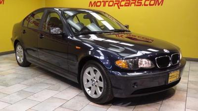 Used 2004 BMW 325 xi