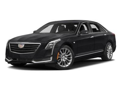 Used 2016 Cadillac CT6 3.6L Luxury