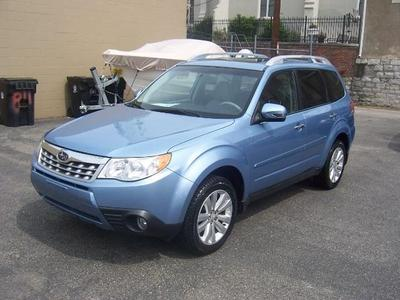 Used 2011 Subaru Forester 2.5 X Touring