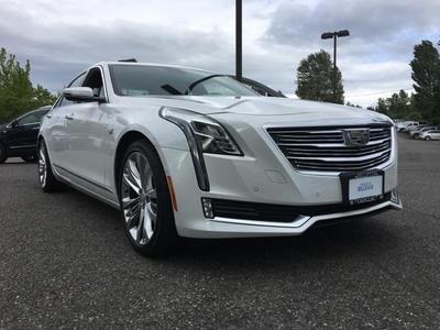 New 2016 Cadillac CT6 3.6L Platinum