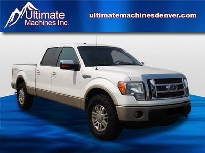 Used 2010 Ford F-150 King Ranch
