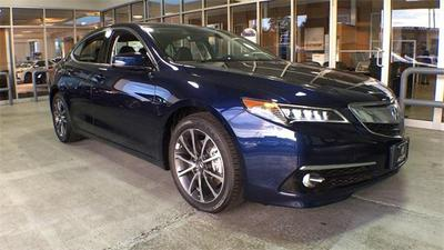 2017 Acura TLX V6 Advance