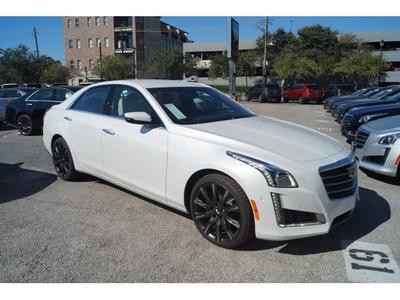 New 2017 Cadillac CTS 3.6L Twin Turbo Vsport