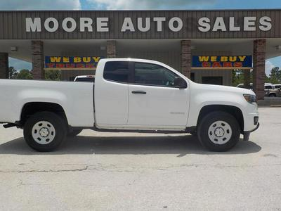 Used 2016 Chevrolet Colorado WT
