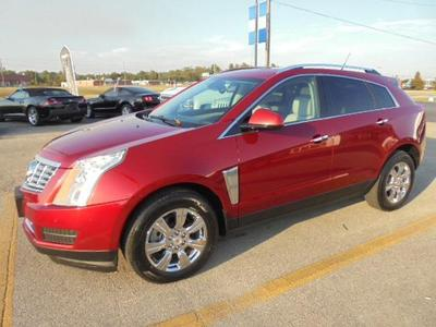 Used 2014 Cadillac SRX Luxury Collection