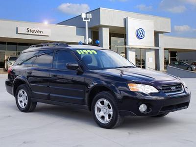 Used 2007 Subaru Outback 2.5i
