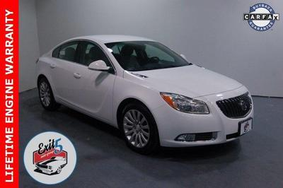Used 2012 Buick Regal Base