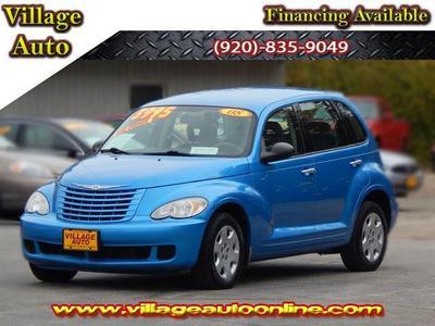 Used 2008 Chrysler PT Cruiser LX