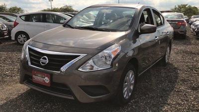 New 2017 Nissan Versa SV