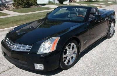 Used 2007 Cadillac XLR Base