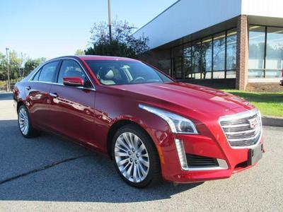 New 2015 Cadillac CTS 3.6L Performance