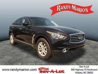 Used 2016 INFINITI QX70 Base