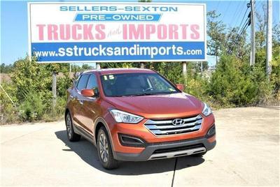 Used 2015 Hyundai Santa Fe Sport 2.4L