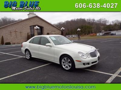 Used 2009 Mercedes-Benz E350