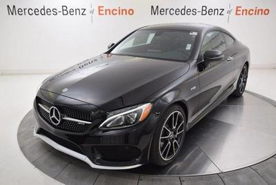 New 2018 Mercedes-Benz AMG C 43 Base 4MATIC