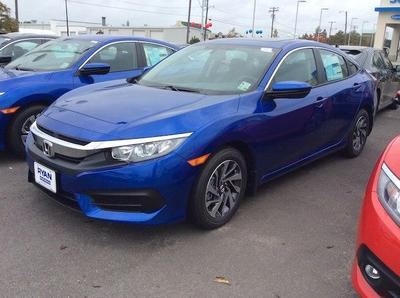 New 2017 Honda Civic EX