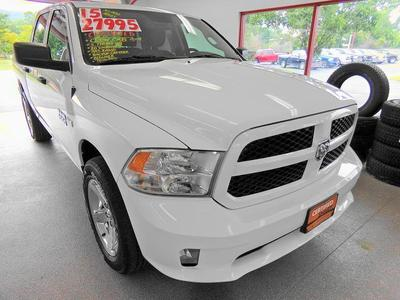 Certified 2015 RAM 1500 Tradesman/Express