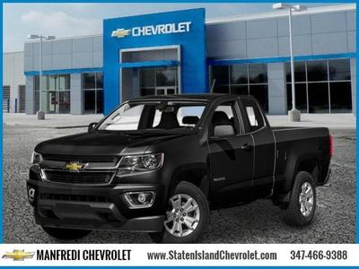 New 2017 Chevrolet Colorado LT