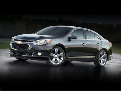 Used 2016 Chevrolet Malibu Limited LTZ