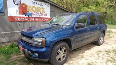 Used 2005 Chevrolet TrailBlazer EXT LS