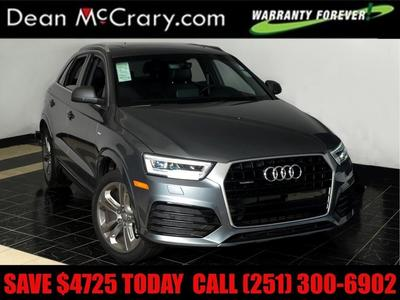 New 2016 Audi Q3 2.0T Premium Plus quattro