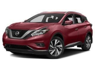 New 2017 Nissan Murano SL