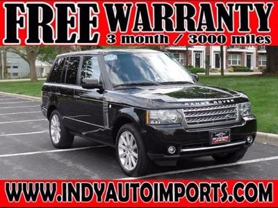 Used 2011 Land Rover Range Rover Supercharged