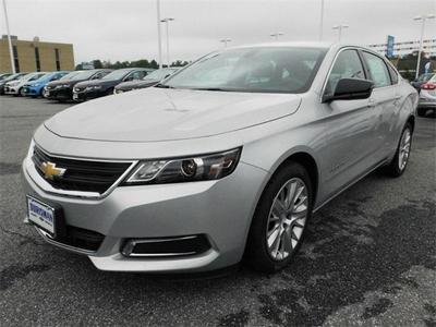 New 2018 Chevrolet Impala 1LS