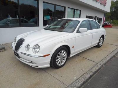Used 2001 Jaguar S-Type 4.0