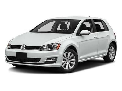 Used 2016 Volkswagen Golf TSI S 4-Door