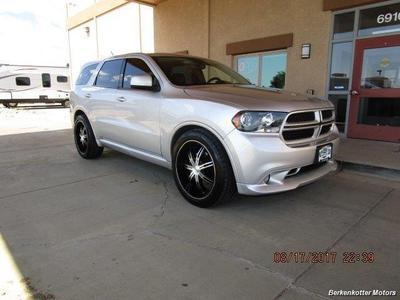 Used 2012 Dodge Durango R/T