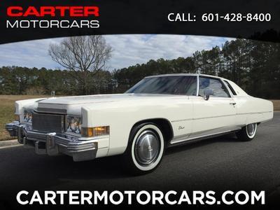 Used 1974 Cadillac Eldorado