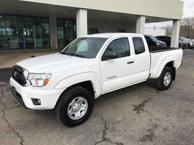 Used 2013 Toyota Tacoma Base