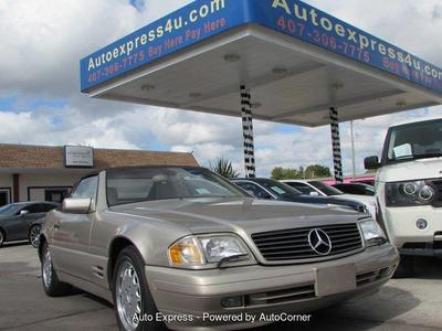 Used 1997 Mercedes-Benz  SL320 Roadster