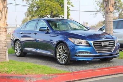 New 2017 Genesis G80 5.0 Ultimate